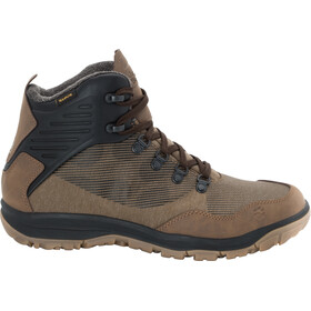 Jack Wolfskin Seven Wonders Texapore Mid Shoes Men dark wood